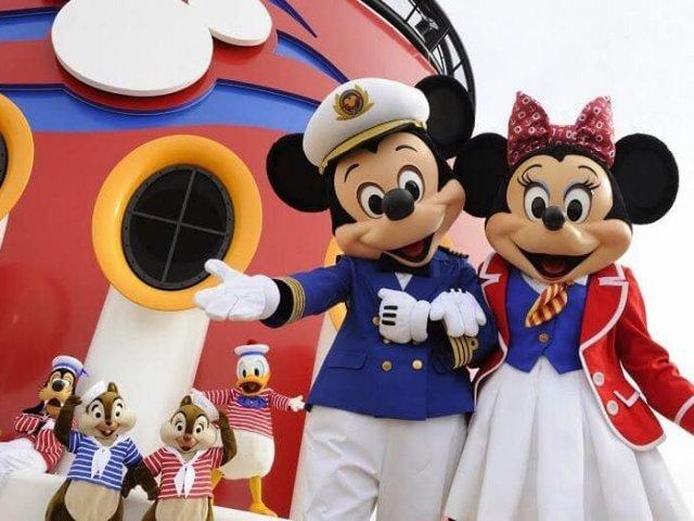 Cruzeiros da Disney