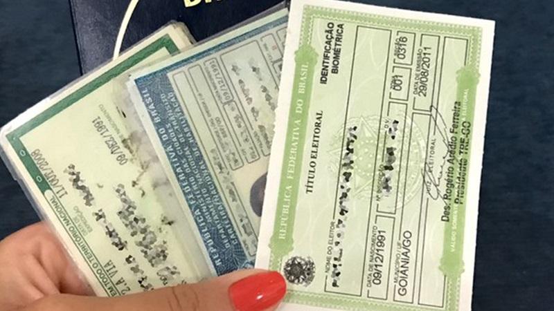 Documentos para viagem de cruzeiro nacional