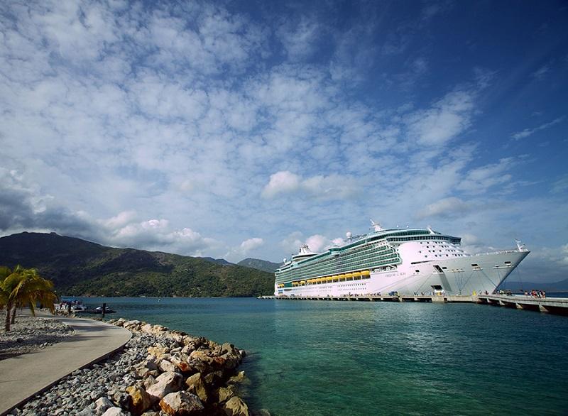 Royal Caribbean na Jamaica