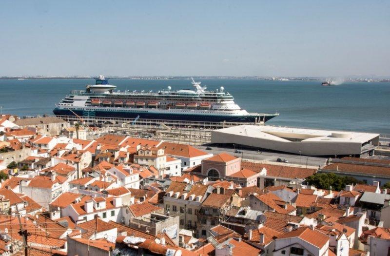 Cruzeiro em Lisboa