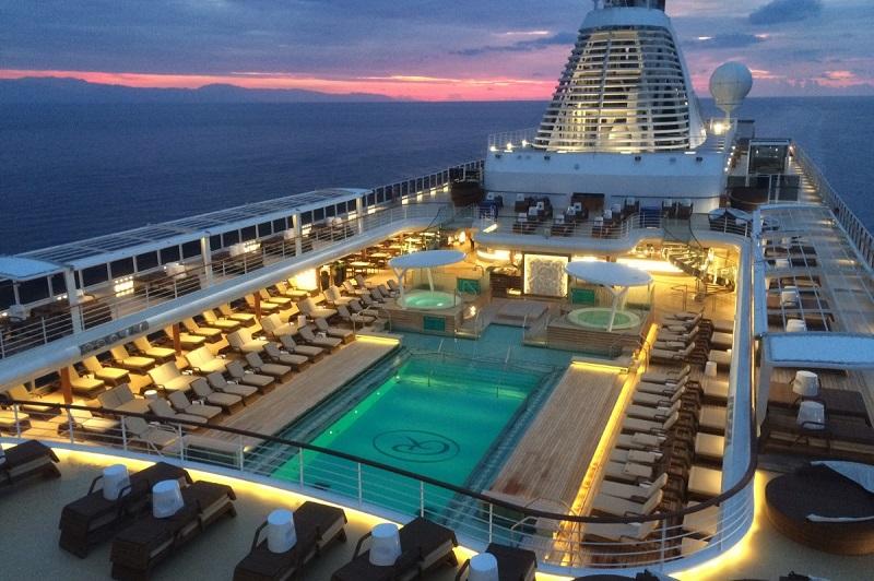 Navio Regent Seven Seas