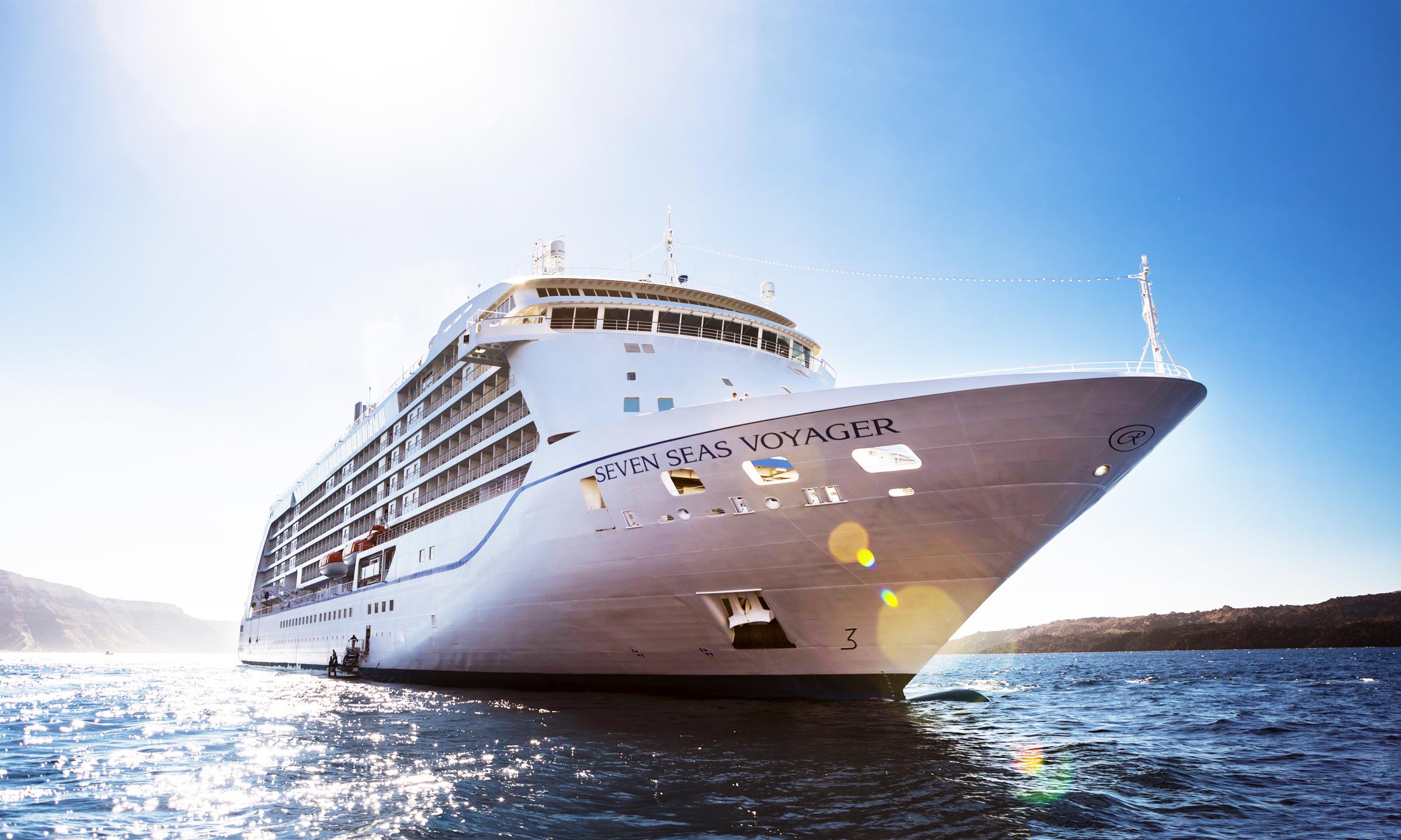 Cruzeiro Seven Seas Voyager
