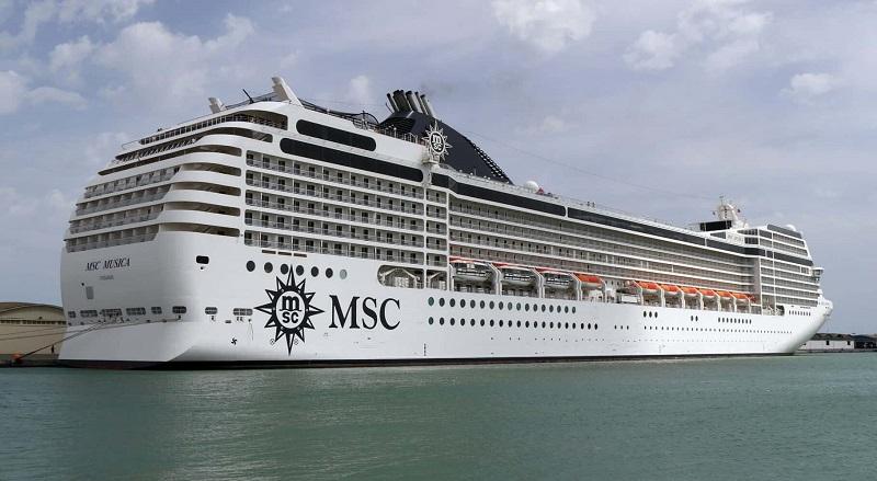 Navio MSC Musica
