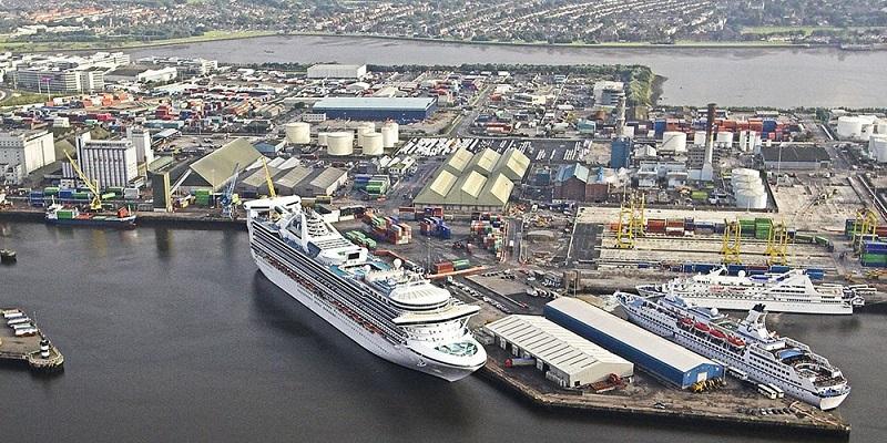 Porto de Dublin