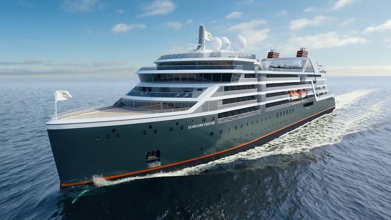 Navio Seabourn Venture