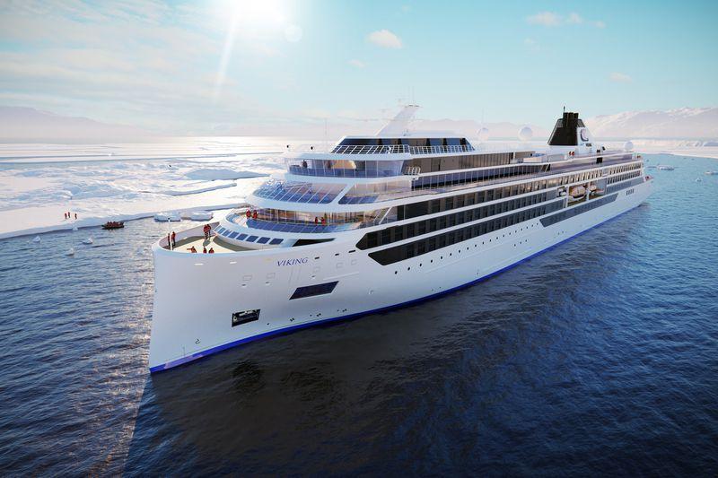 Cruzeiro da Viking Cruises pelos Grandes Lagos